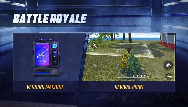 New Battle Royale features will be incorporated in the OB27 update