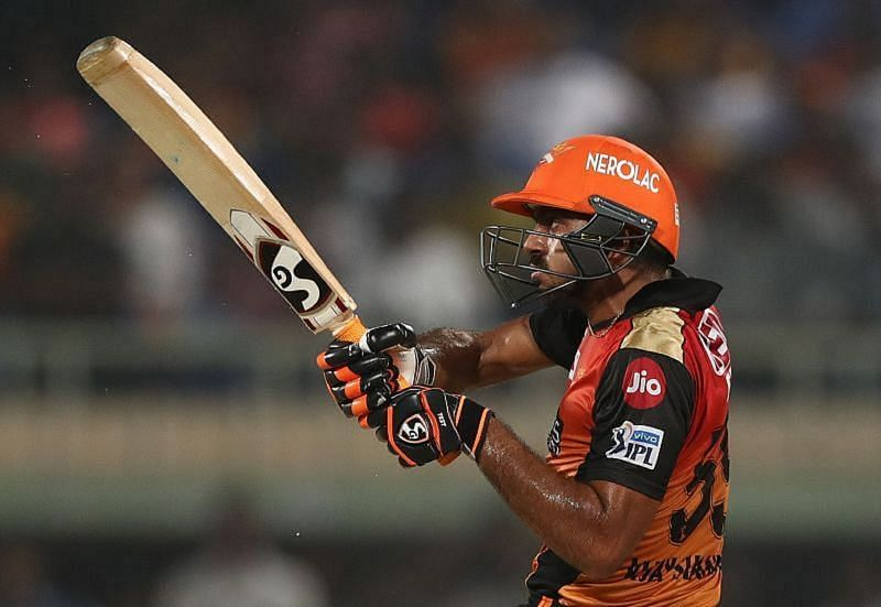 Vijay Shankar can prove to be the difference-maker in the IPL 2021 match between SRH and RCB