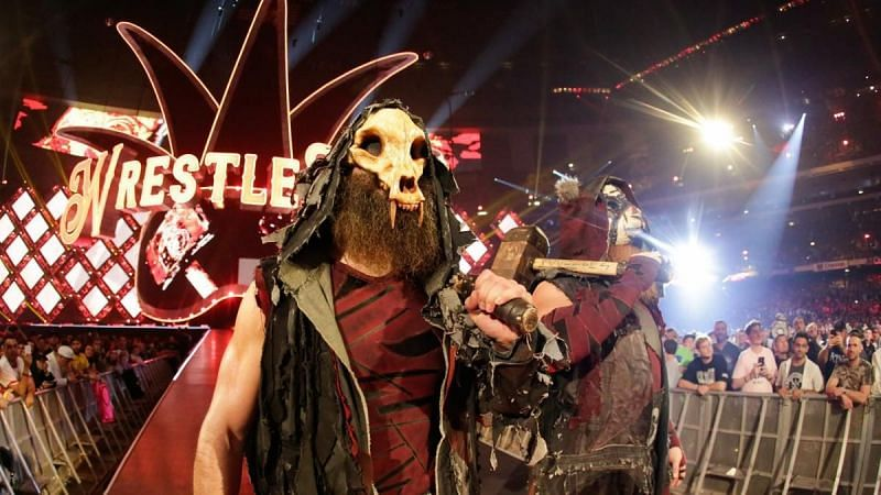 Luke Harper and Erick Rowan were also known as The Bludgeon Brothers