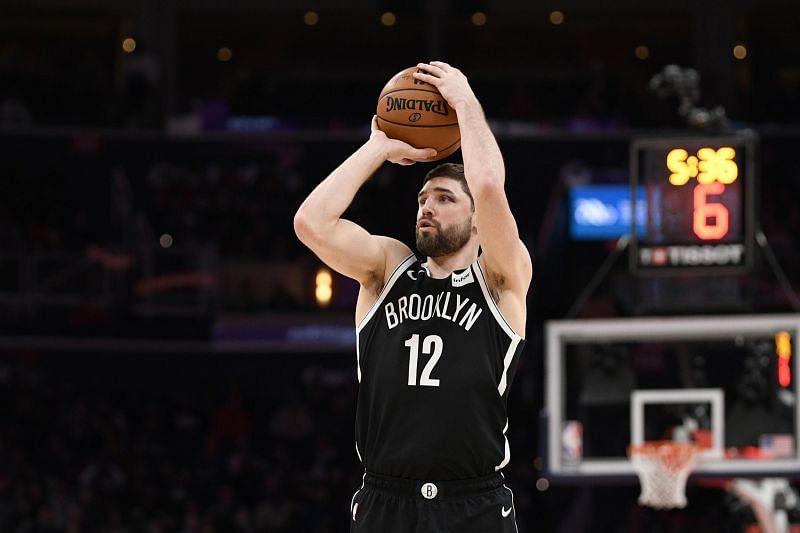 Joe Harris of the Brooklyn Nets (Photo Credit: Nick Wass/Associated Press)