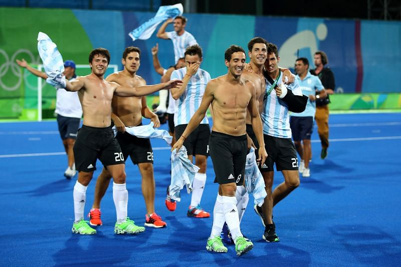 Argentina will defend their 2016 Olympics crown at Tokyo Olympicsin July-August