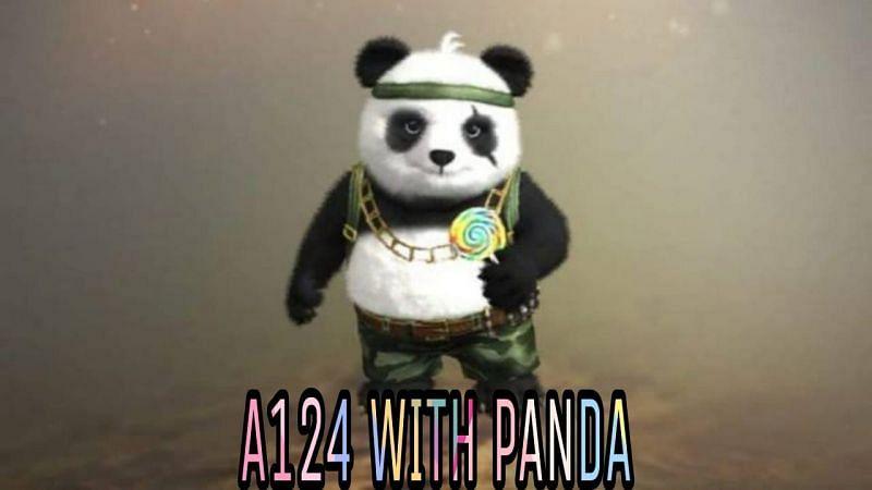 A124 के साथ Panda