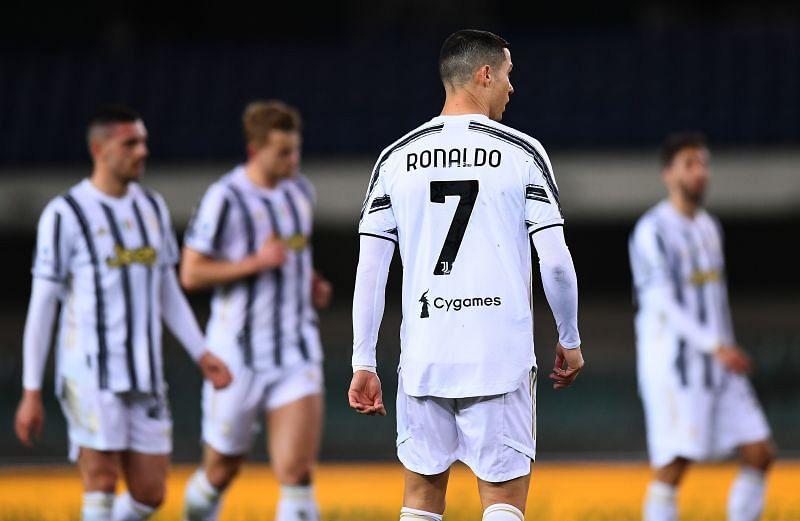 Juventus have not had a good season.