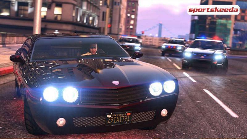 GTA 5 continues to defy expectations almost a decade after release (Image via Sportskeeda)