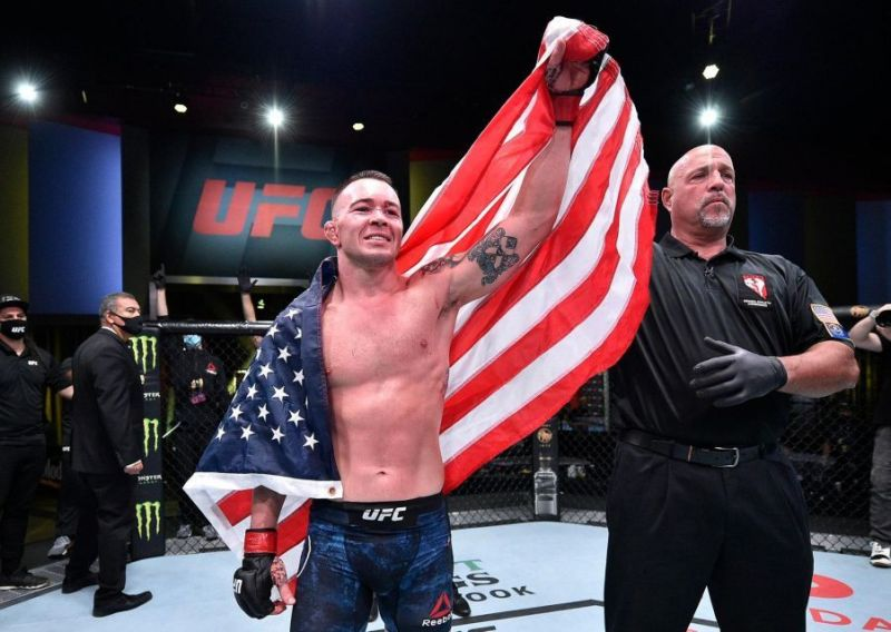 Colby Covington has taken digs at both Nate Diaz and Colby Covington.