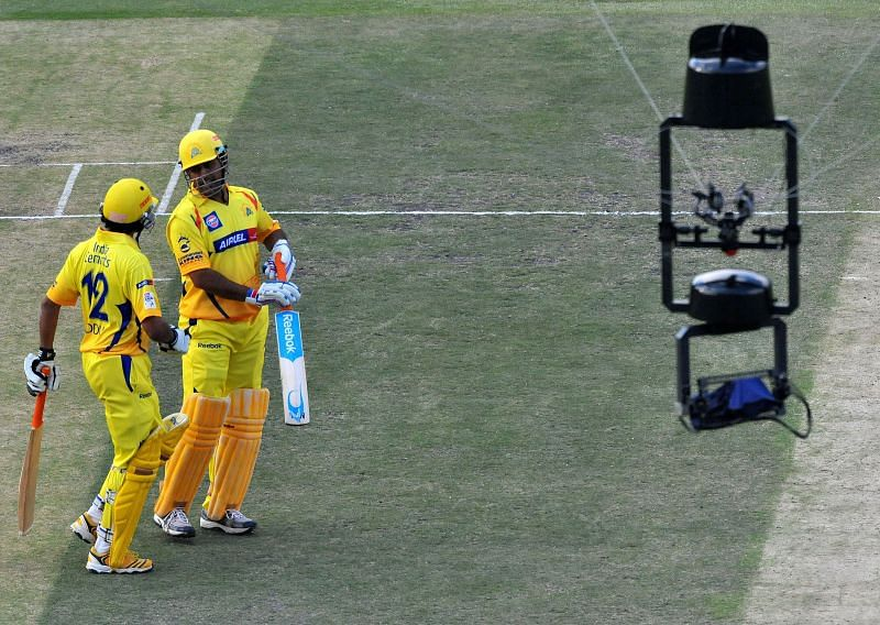MS Dhoni has gradually dropped lower down the batting order for CSK