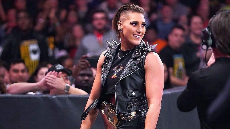 WWE सुपरस्टार रिया रिप्ली