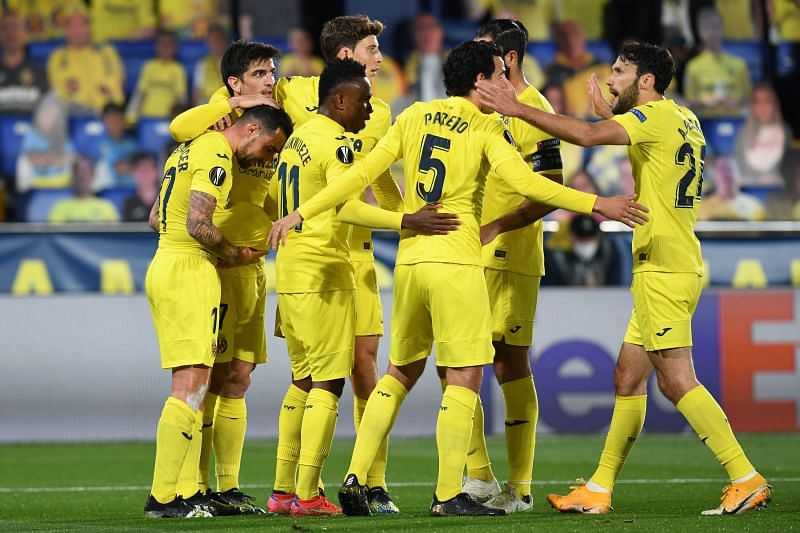 Villarreal have been great from the spot.