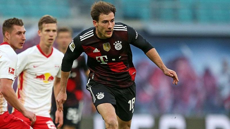 Goretzka sprung to life and fired the elusive winner for Bayern tonight