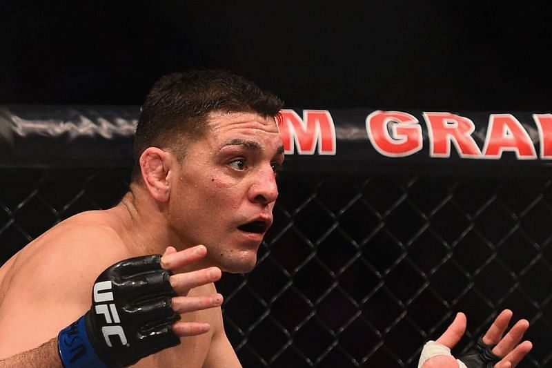 The blueprint to beat Nick Diaz is crystal clear