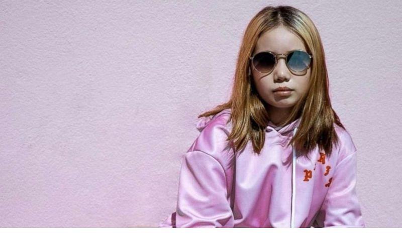 Lil Tay is taking her father to court (Image via South China Morning Post)