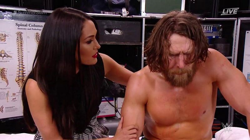 Daniel Bryan could have his final match on SmackDown