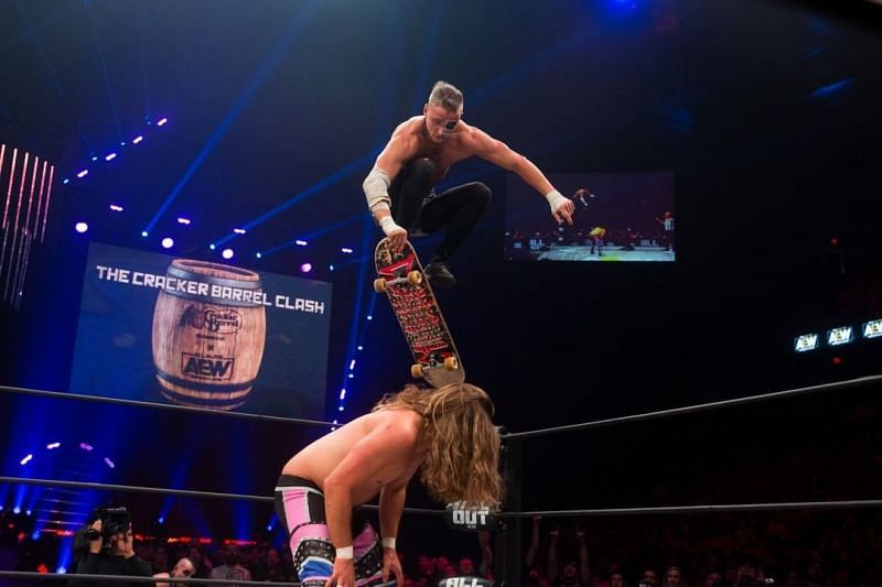 Darby Allin and Jungle Boy had an impressive main event match on AEW Dynamite