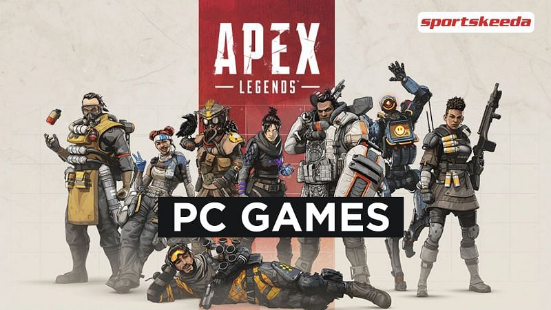 PC games like Apex Legends