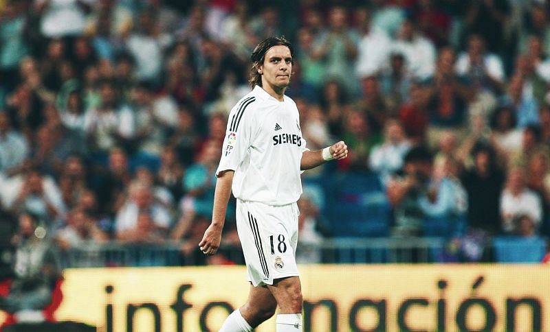 Jonathan Woodgate is one of many players whose careers dipped after joining Real Madrid.