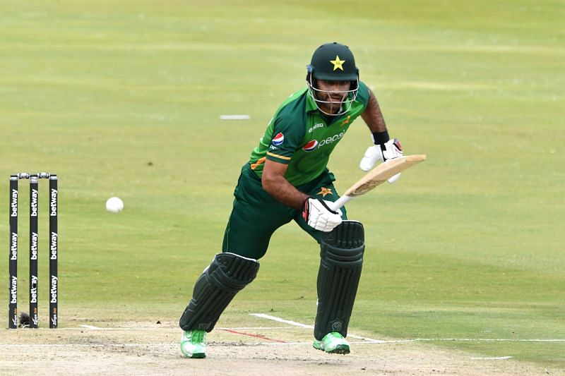 Fakhar Zaman was the Man of the Series in the ODIs against South Africa