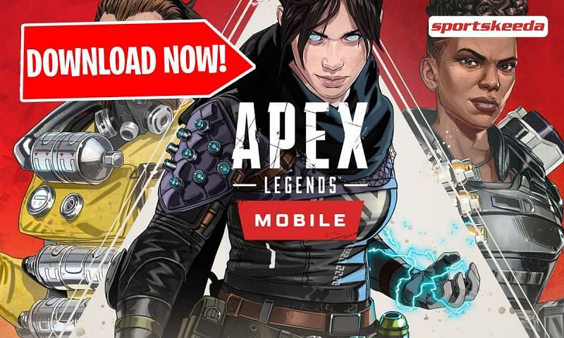 Players can finally download Apex Legends Mobile on their Android devices