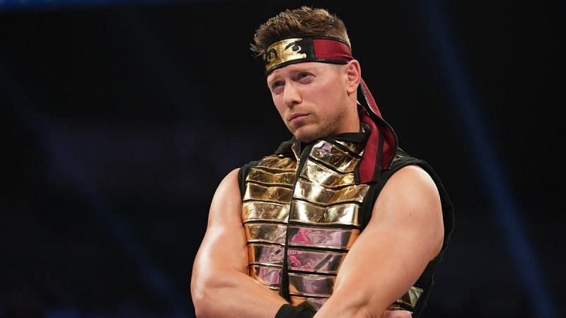 The Miz is interested in being a part of the Mortal Kombat franchise