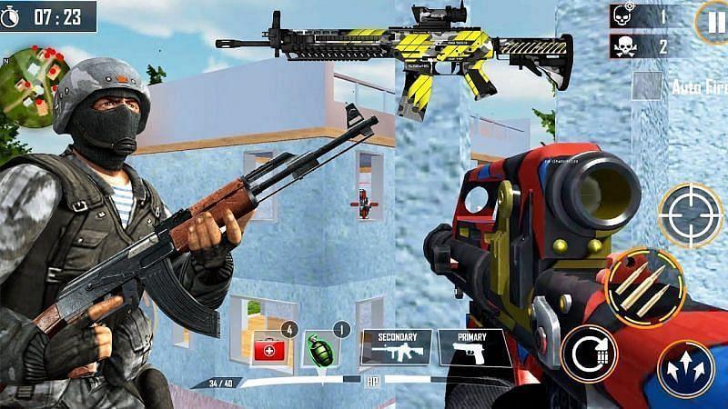 Call Of IGI Commando: Mobile Duty – New Games 2021 (Image via DCGamerTV, YouTube)