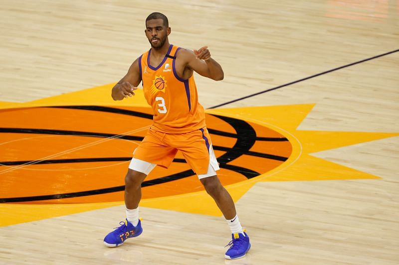 Chris Paul is the best point guard in the 2021 NBA free agency.