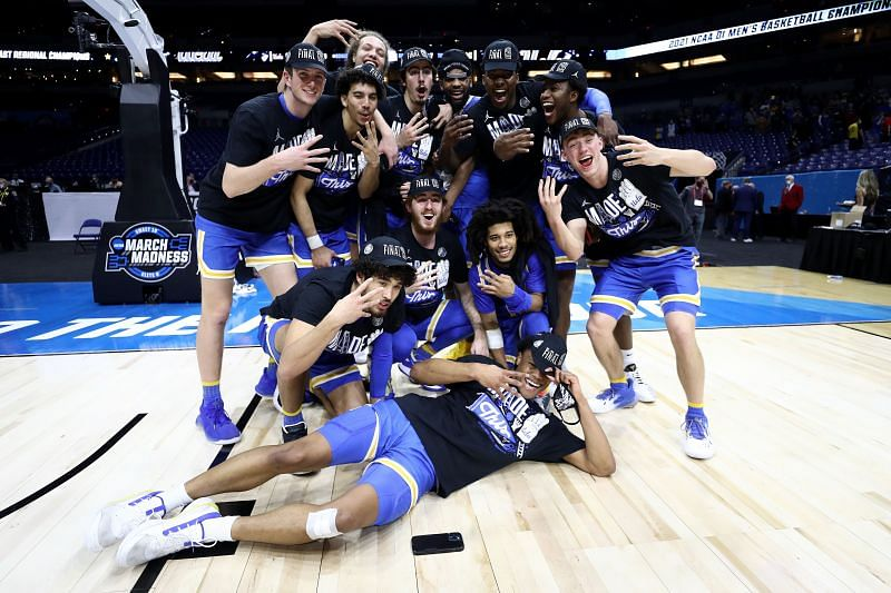 UCLA have a 22-9 overall record.