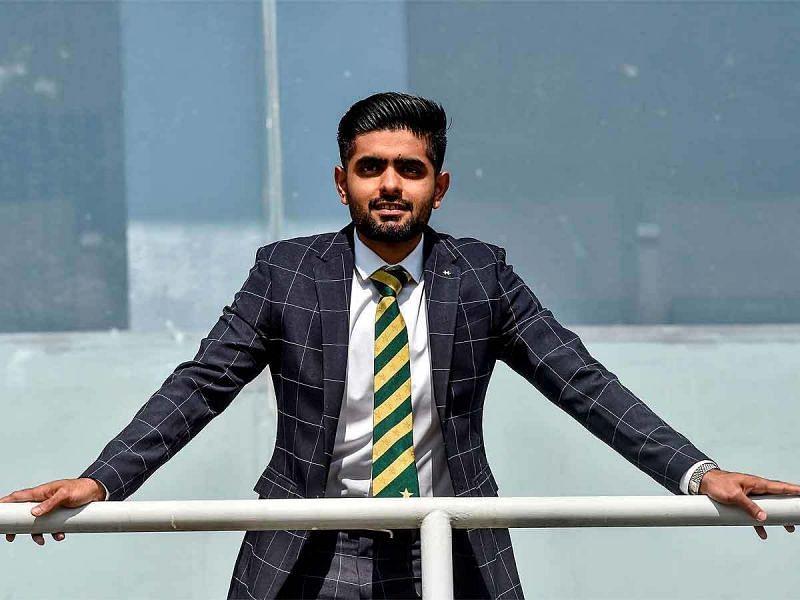Babar Azam replaced Virat Kohli as the the No.1 ranked ODI batsman (Image source TOI)