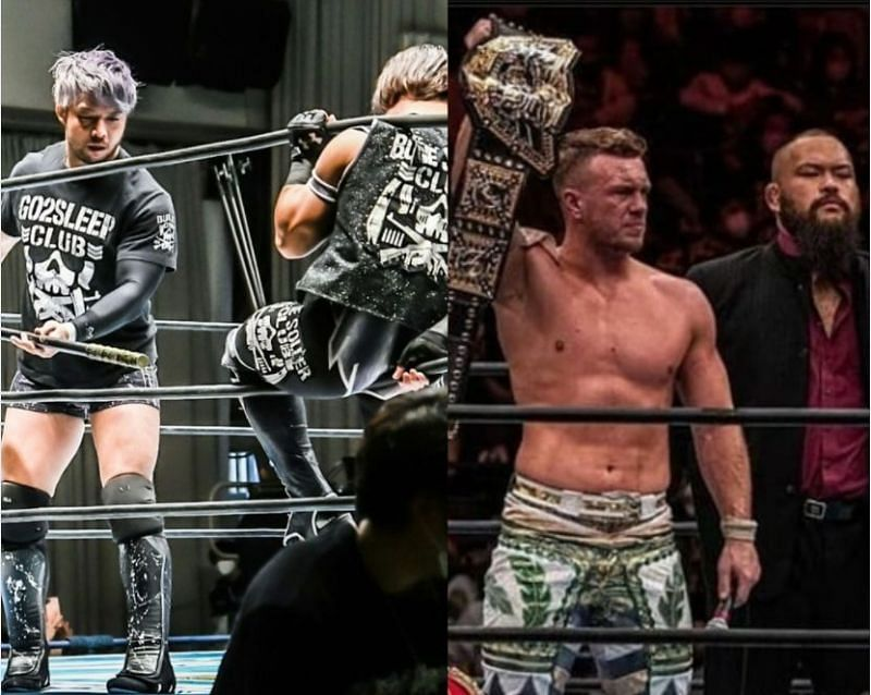 Bullet Club and other factions will feature on NJPW: Road to Wrestling Dontaku.