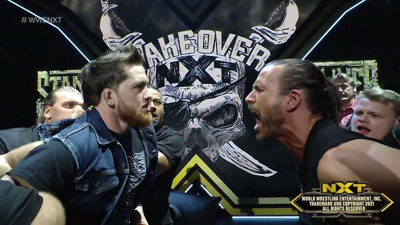 Exclusive: Kyle O'Reilly is ready to renew his career-long rivalry with Adam Cole at NXT TakeOver: Stand & Deliver