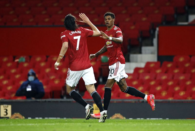 Manchester United came from behind to beat Brighton and Hove Albion on Sunday