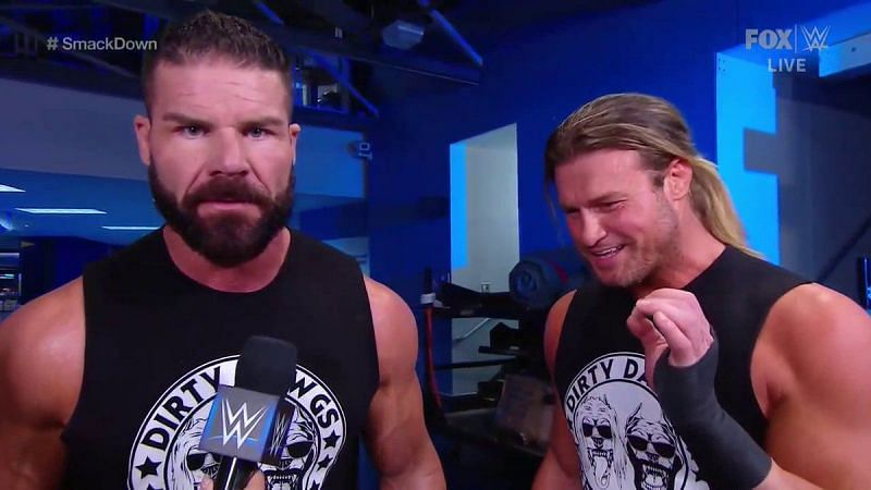 Despite being champions, Ziggler and Roode aren