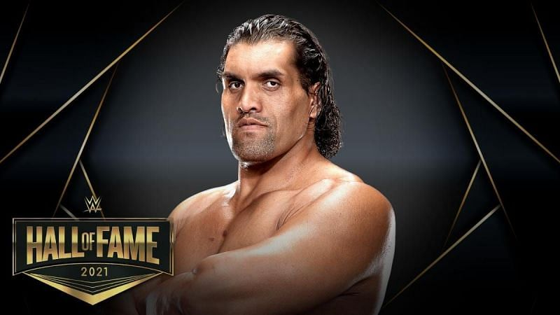 The Great Khali is a worthy Hall of Fame candidate