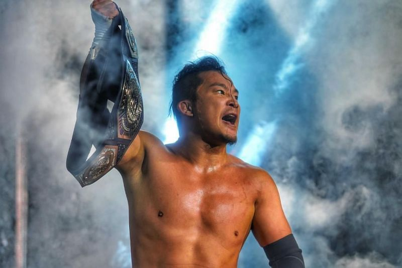 Kushida is wasting no time in defending the NXT Cruiserweight Championship.