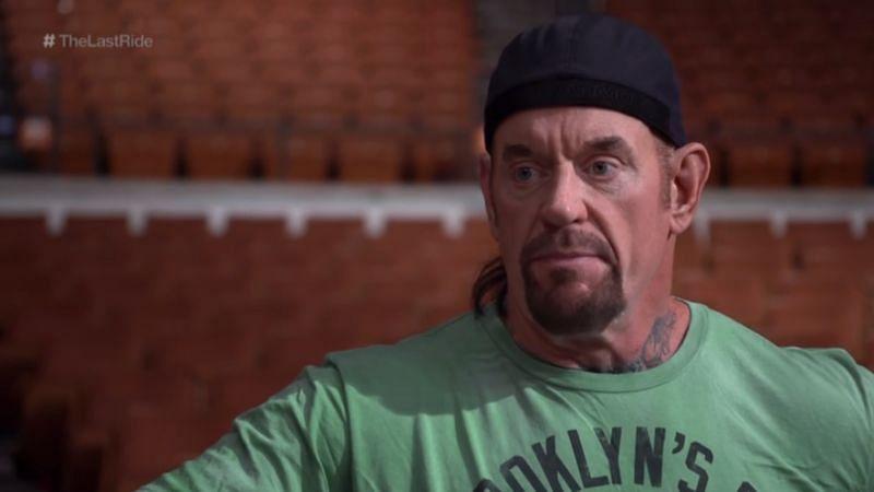 The Undertaker was not exempt from Owen Hart