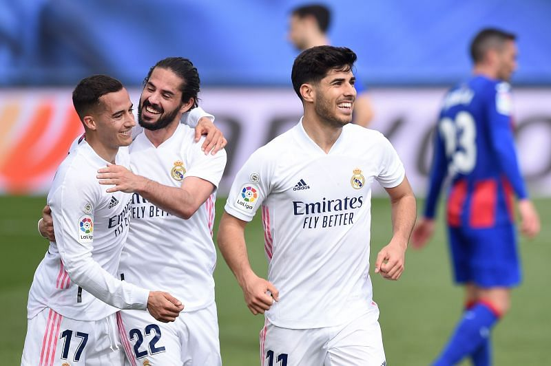Real Madrid vs SD Eibar - La Liga Santander