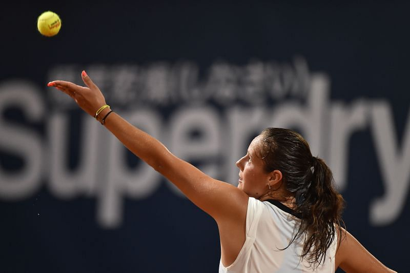 Daria Kasatkina has won two titles in 2021