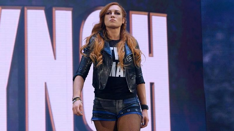 Becky Lynch in WWE