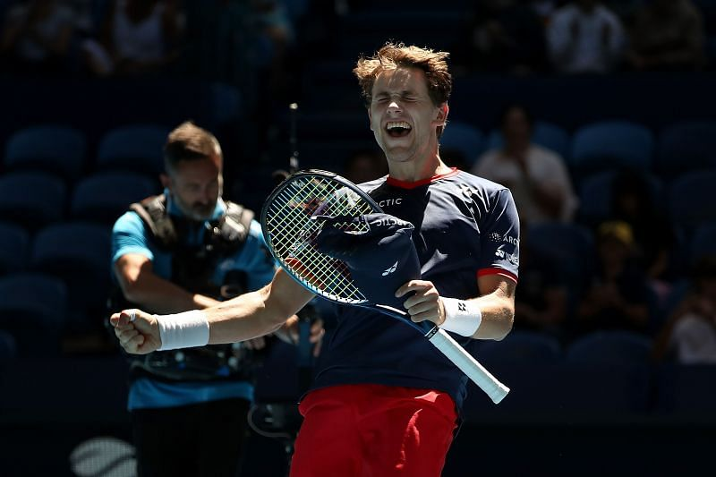 2020 ATP Cup - Perth: Day 1