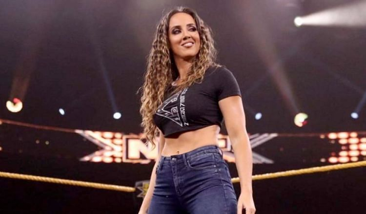 Chelsea Green worked for WWE from August 2018 to April 2021