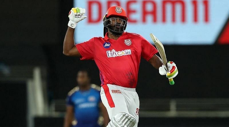 Chris Gayle changed the fortunes of Punjab Kings last season after missing the first seven games.