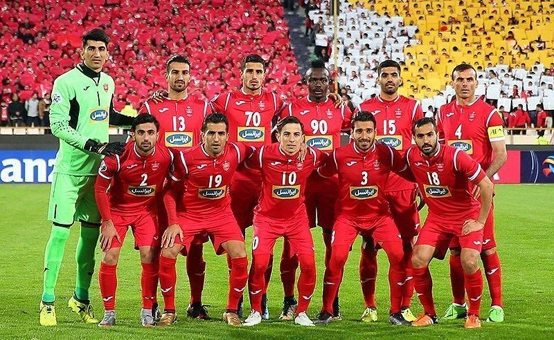 Persepolis are the 2020 ACL runners-up.