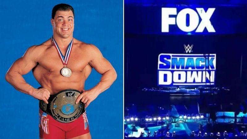 Dutch Mantell compared a current WWE Superstar to Kurt Angle.