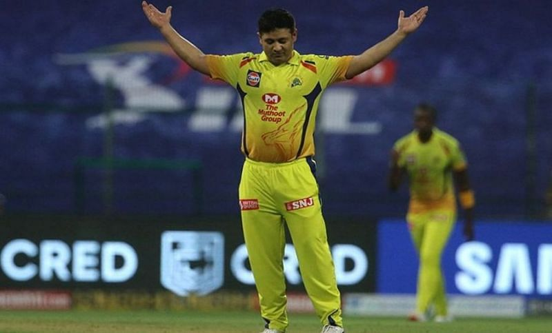 Piyush Chawla could not make much of an impact for CSK in IPL 2020(Image credits - BCCI)