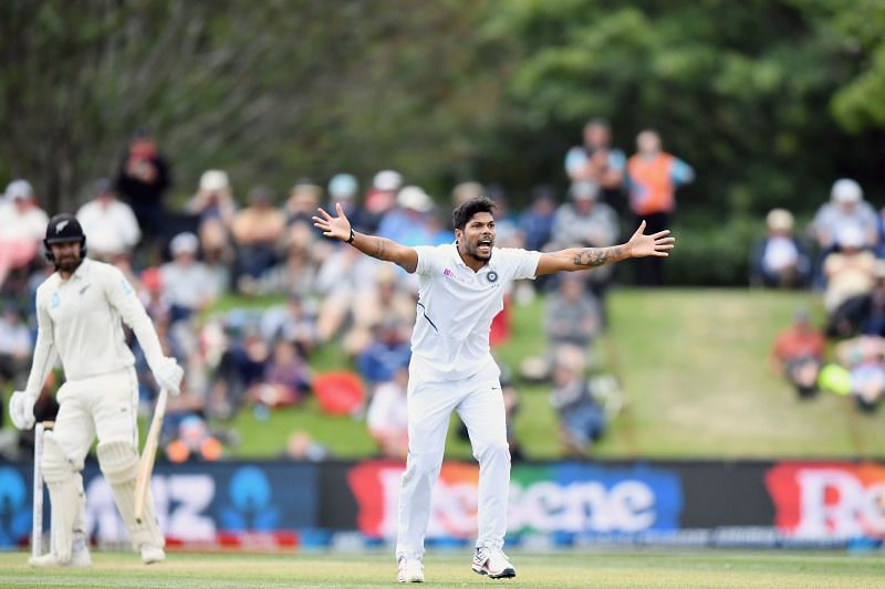 Umesh Yadav has picked 148 wickets at a strike rate of 51.49 in 48 Tests so far