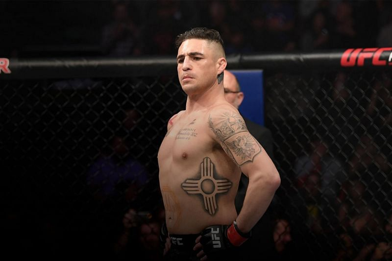 Diego Sanchez has become well-known for his Tony Robbins-inspired pre-fight ritual.