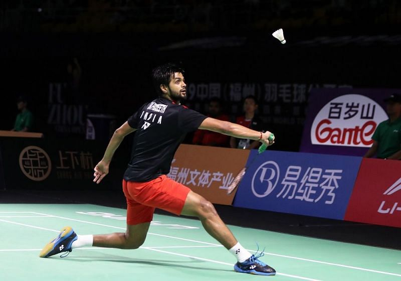Sai Praneeth will want to represent India in the Olympics