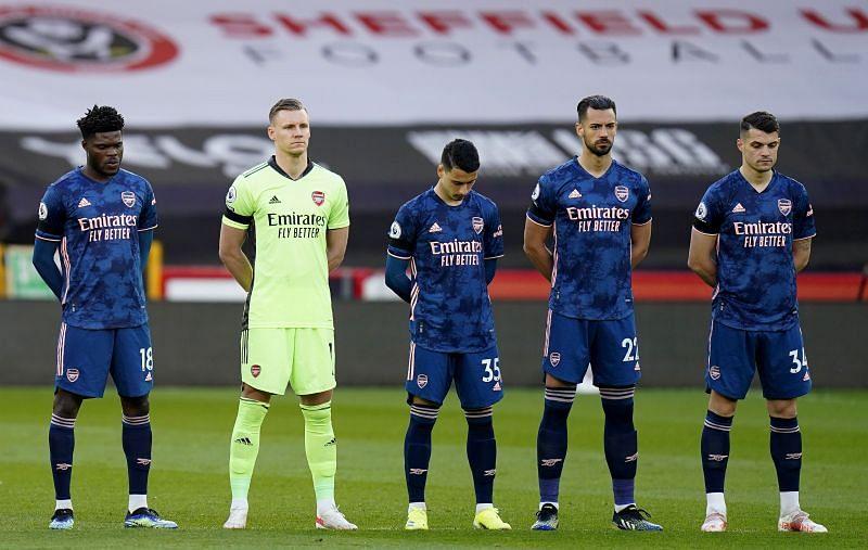 Arsenal will face Slavia Prague after a 1-1 draw in the UEFA Europa League quarter-final first leg