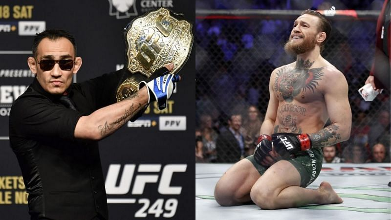 Tony Ferguson was never able to settle his rivalry with Conor McGregor inside the UFC