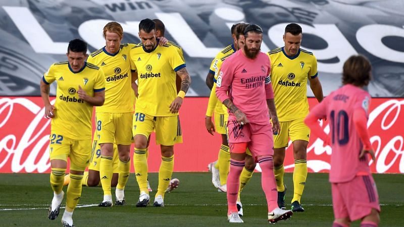 Cadiz are looking to do an unlikely