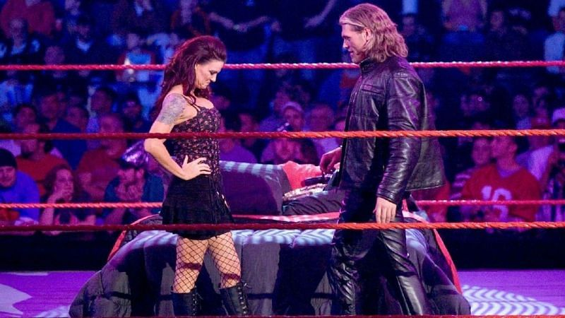 Edge and Lita