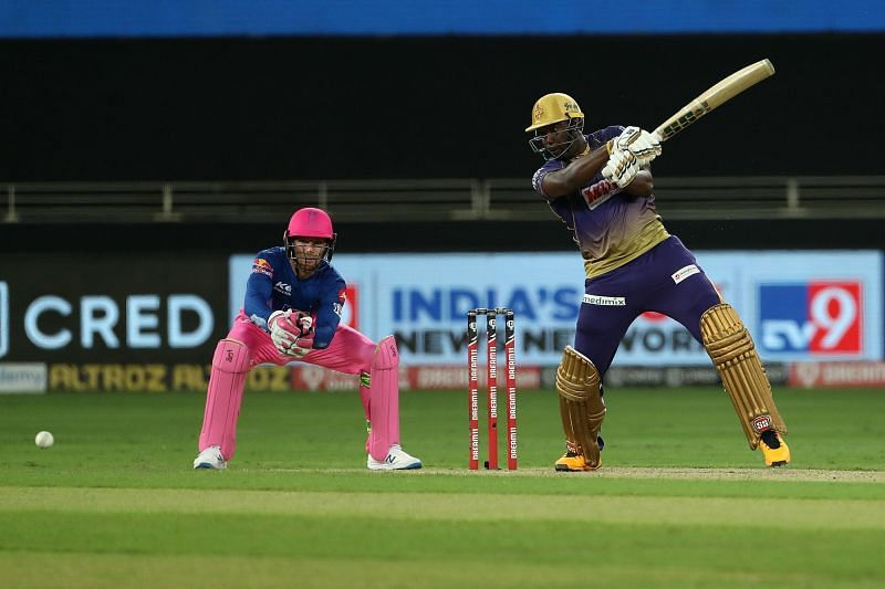 Andre Russell will be the player to watch out for in this IPL 2021 match. (Image Courtesy: IPLT20.com)